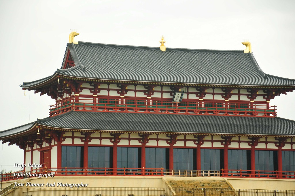 this temple was built around 7 century by Fujiwara Family one of the powerful family in that era