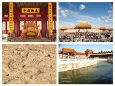 The palace for Ming and Qing Dynasty