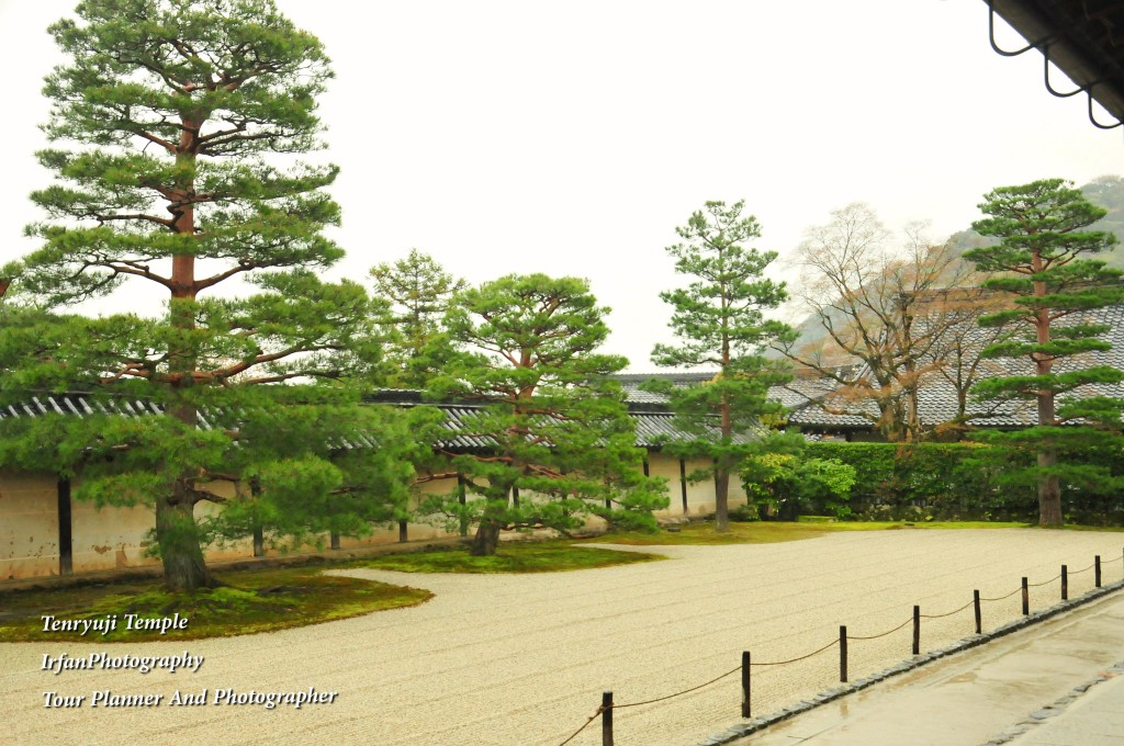 dated back from 1339 M by Shogun Ashikaga Takauji This temple now include in UNESCO world Heritage sites