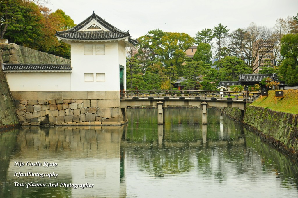 Was Built By Tokugawa Leyasu and Was Enlarged By his grandson
