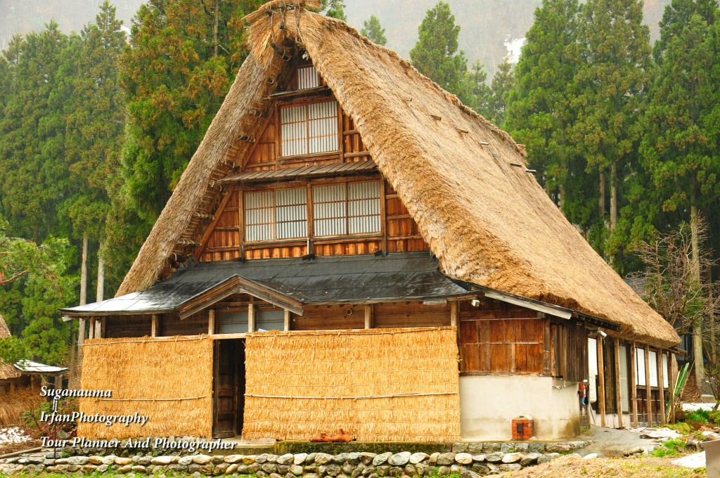 Another Traditional Village