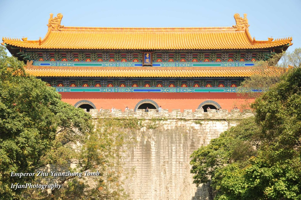 Xiaoling Mausoleum of Ming Dynasty
